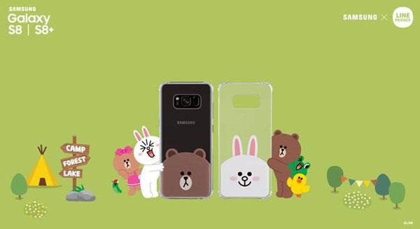 Samsung x LINE FRIENDS Pop Up Event
