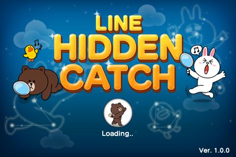 LINE HIDDEN CATCH