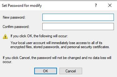 ตั้งรหัสผ่าน Windows 10