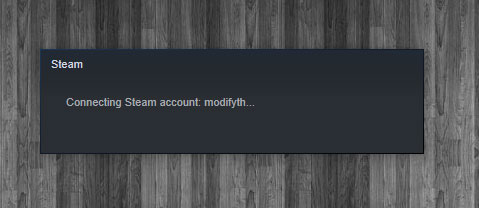 Steam connect Account