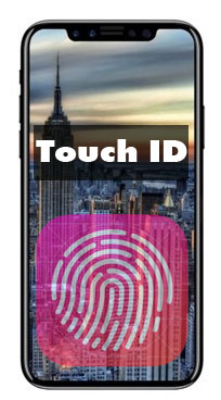 Touch ID iPhone 8
