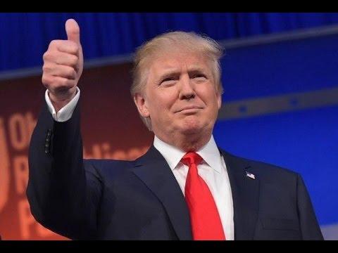 ดอนัลด์ ทรัมป์ Donald John Trump