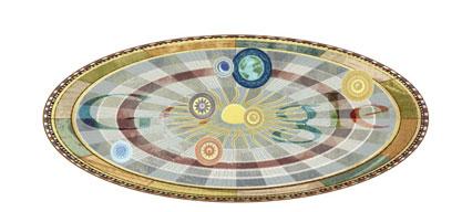 นิโคเลาส์ โคเปอร์นิคัส Doodle by Google