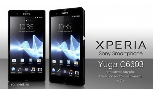 Sony Xperia Yuga