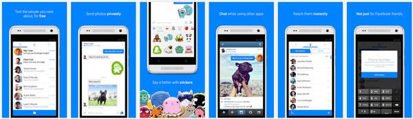 Facebook Messenger 3.0