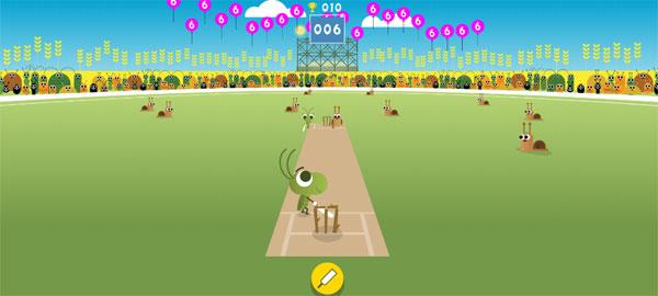 เกม Google Doodle ยอดนิยม