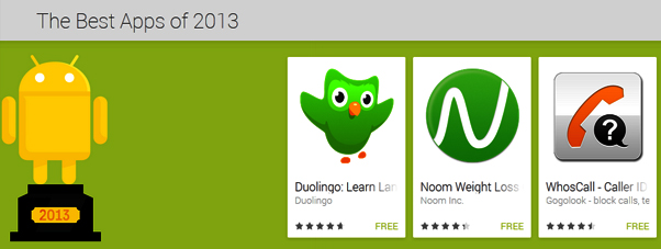 The Best Apps of 2013