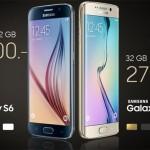 Samsung ประเทศไทย ชวนจับ Galaxy S6 และ Galaxy S6 edge ตัวเป็นๆ แล้ววันนี้