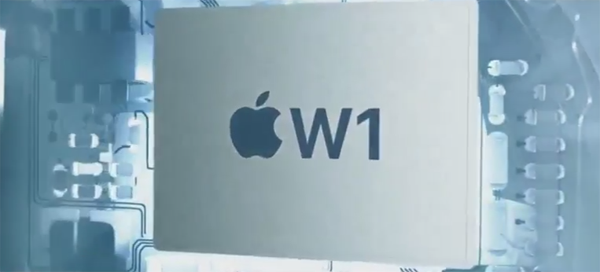 W1 AirPods