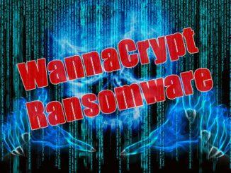 WannaCrypt Ransomware