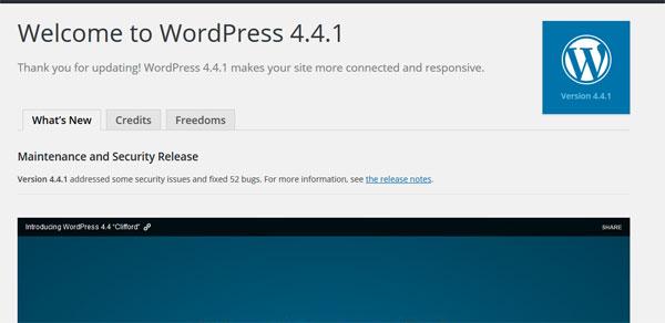 WordPress-4.4.1