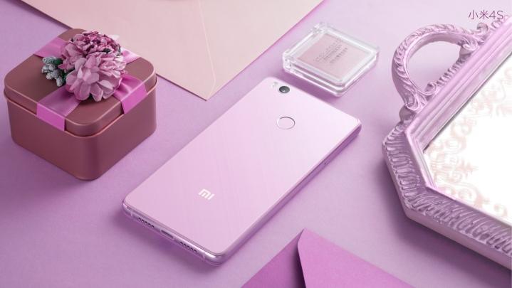 pink edition Mi 4S