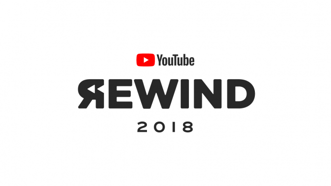 Youtube Rewind Arrow 2018