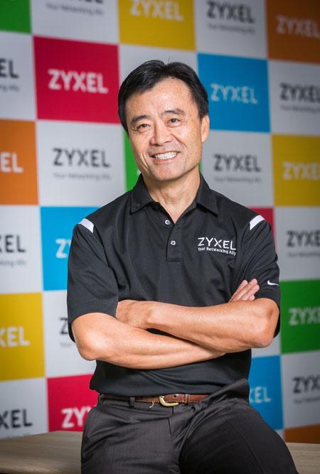 Zyxel-President_Gordon-Yang