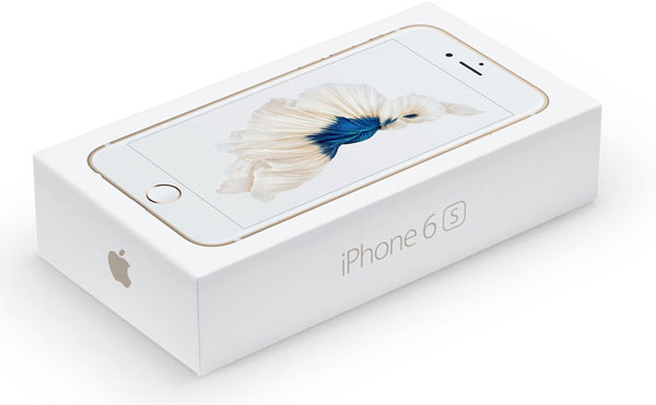 iPhone 6s กล่อง