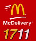 แมคโดนัล Mc Delivery