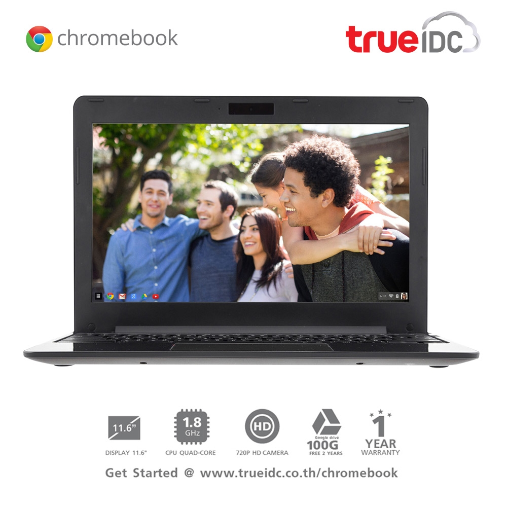 True IDC Chromebook 11