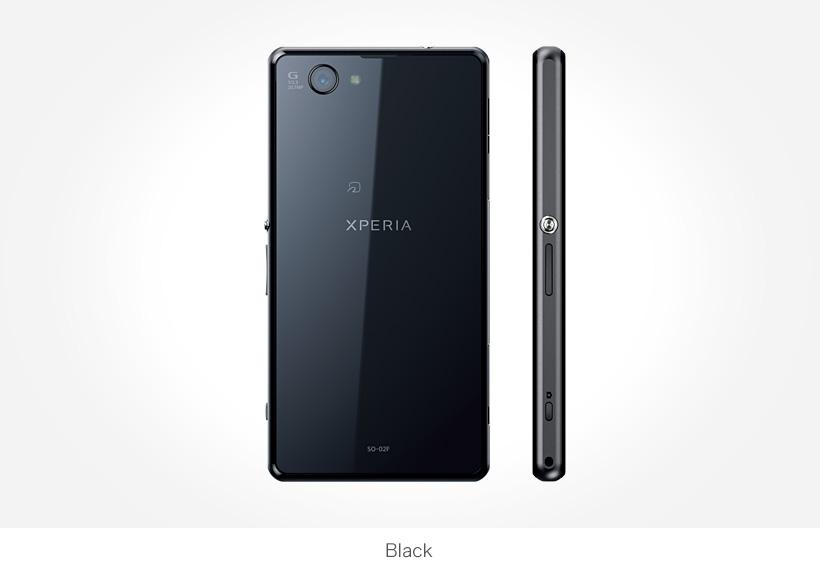 Sony Xperia Z1 f  สีดำ