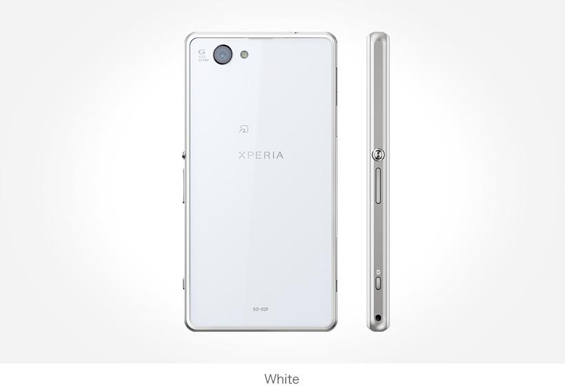 Sony Xperia Z1 f  สีขาว