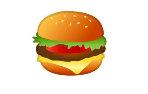 emoji Hamburger google