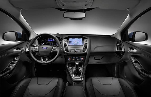 Ford Focus ปี 2014 โฉมใหม่