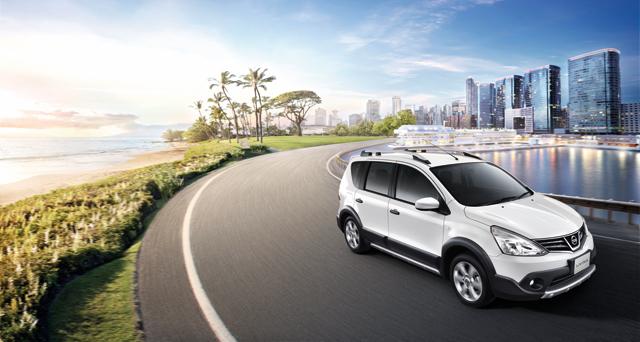 Nissan Livina 2014