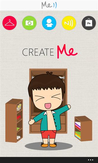 แอพแต่งภาพตัวการ์ตูน Me