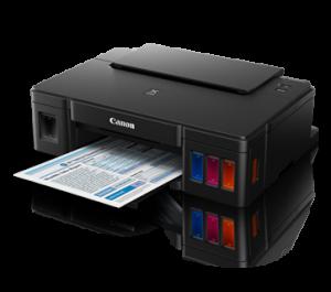 ไดร์เวอร์ Canon PIXMA G1000 สำหรับ Windows XP, Windows 7, Windows 8, Windows 10