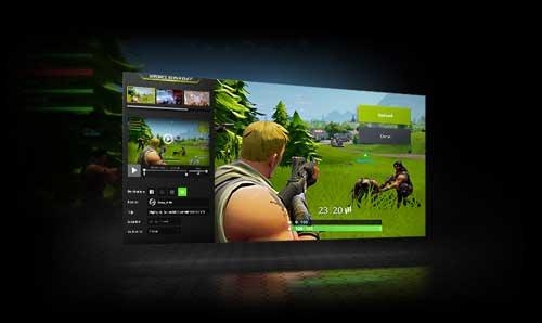 Play Game Nvidia