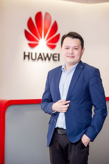 หัวเว่ยเร่งพัฒนาเทคโนโลยสู่สังคมอัจฉริยะแห่งอนาคต  เผยยอดขายสมาร์ทโฟนในไทยครึ่งปีแรกโตกว่า 8 เท่าตัว คว้าส่วนแบ่งการตลาด 10.7%
