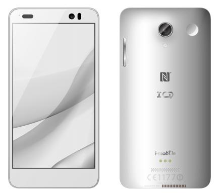 i-mobile IQ X KEN
