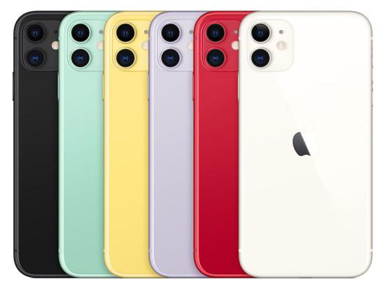 iPhone 11 ครบทุกสี