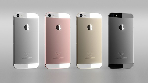 iPhone 5se 6