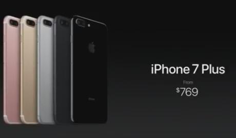 iPhone7 Plus ราคา
