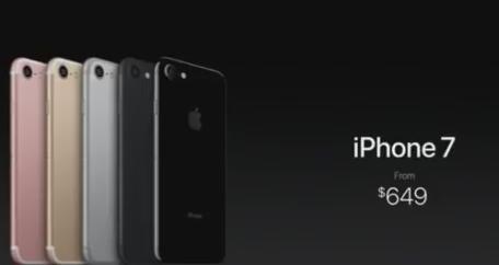iPhone7-Price
