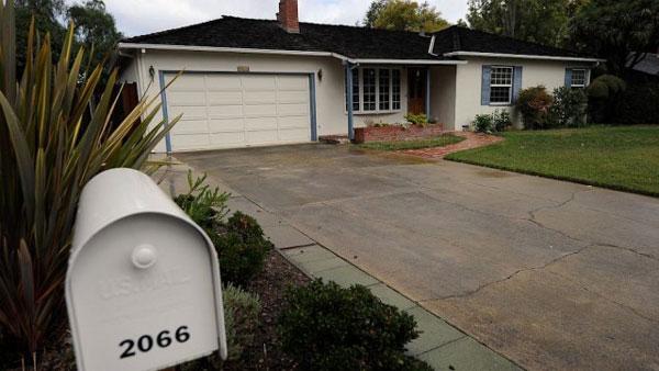 บ้าน Steve Jobs