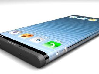iPhone 7s จอโค้ง