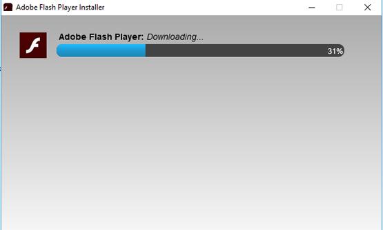 install flash player