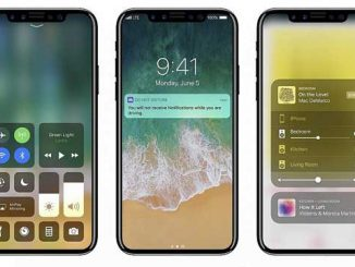 iphone 8 renders