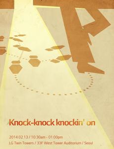 Knock-knock knockin' on