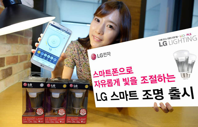 LG Smart Bulb