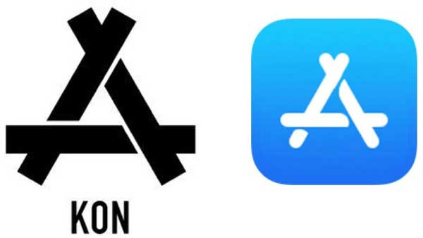 logo KON VS App Store