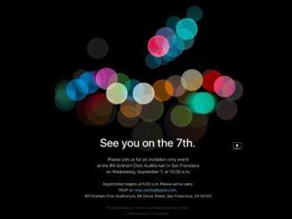 งานเปิดตัว iPhone 7