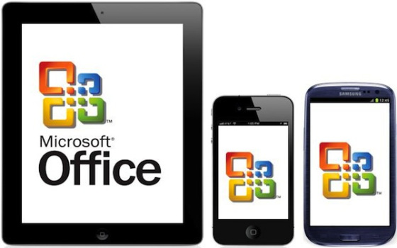 Microsoft Office บน iOS และ Android