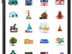 Google Maps เพิ่มฟีเจอร์ใส่สติ๊กเกอร์ให้กับตำแหน่ง บ้านและที่ทำงาน