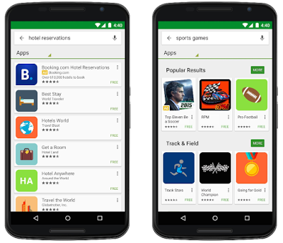 play store adwrods