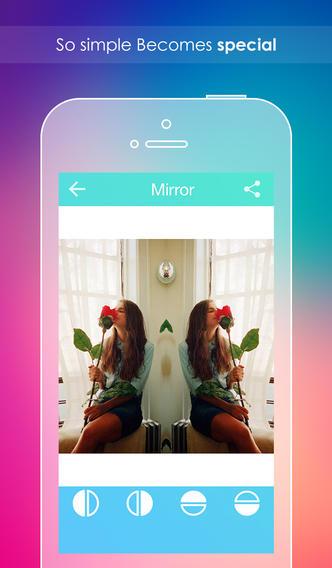 Insta Photo Mirror