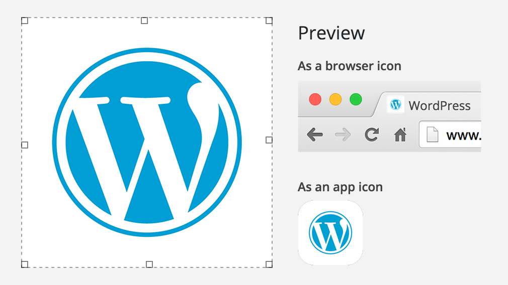 Site Icons