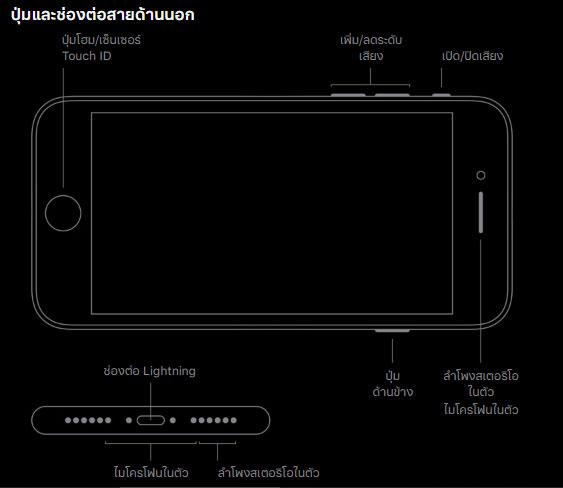 spac iPhone SE2