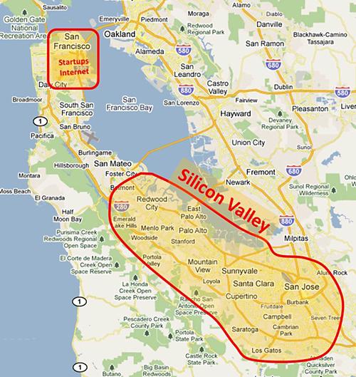 ซิลิคอนวัลเลย์ (Silicon Valley)